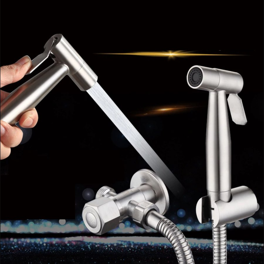Moreland West bidet attachment
